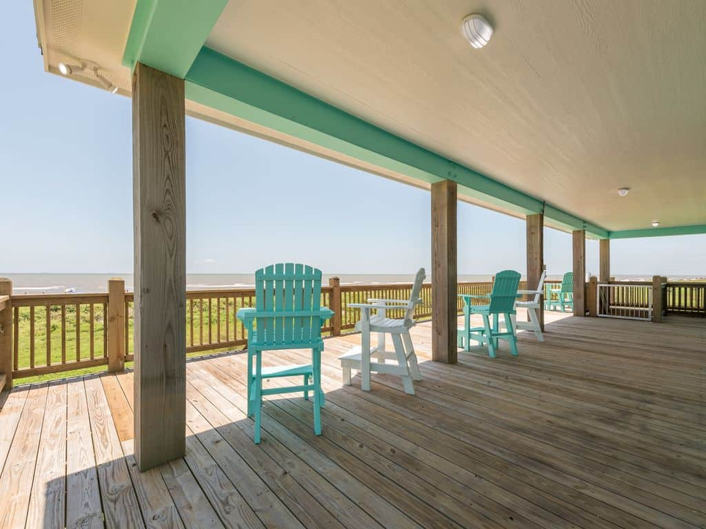 Crystal Beach House Rental