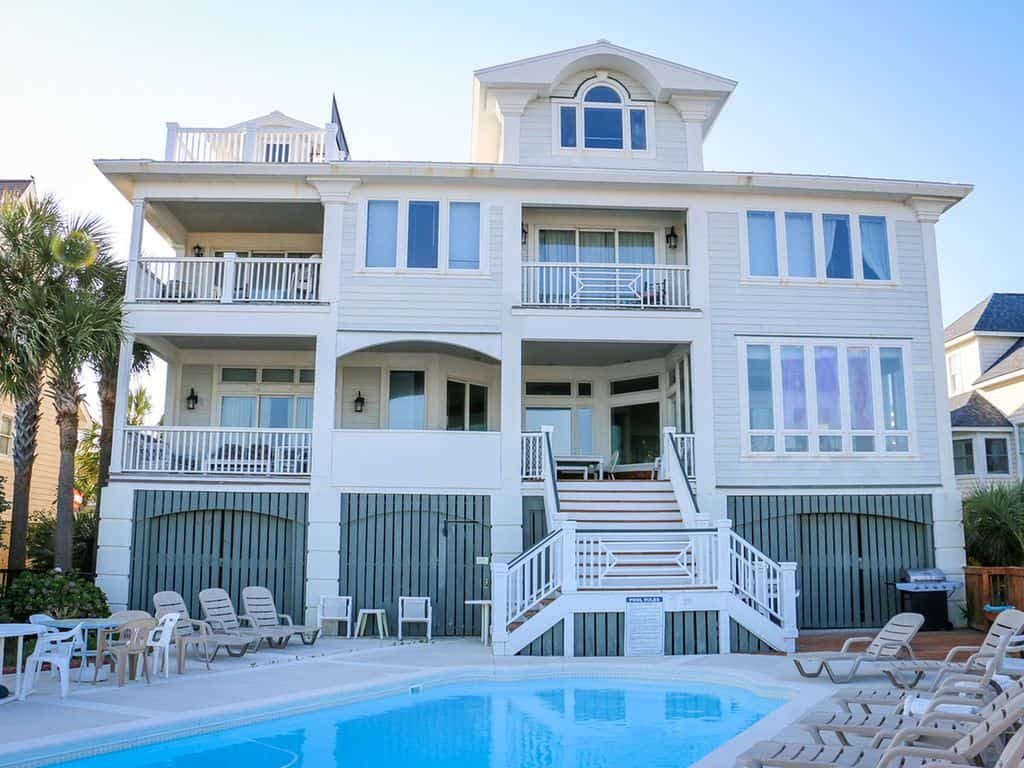 Isle of Palms Mansion VRBO