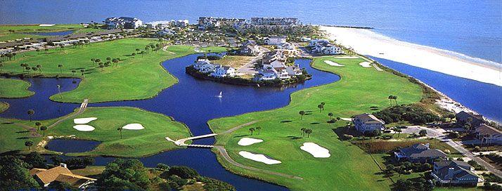 Fripp Island Golf