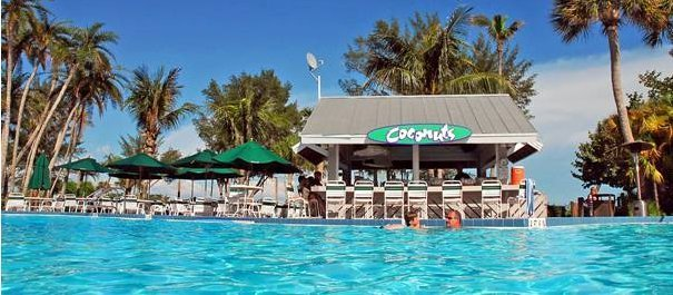 Coconuts Pool Bar and Grill Sanibel