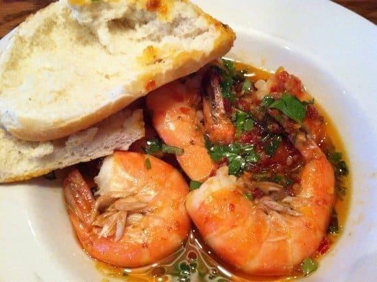 Doc Ford's Yucatan Shrimp